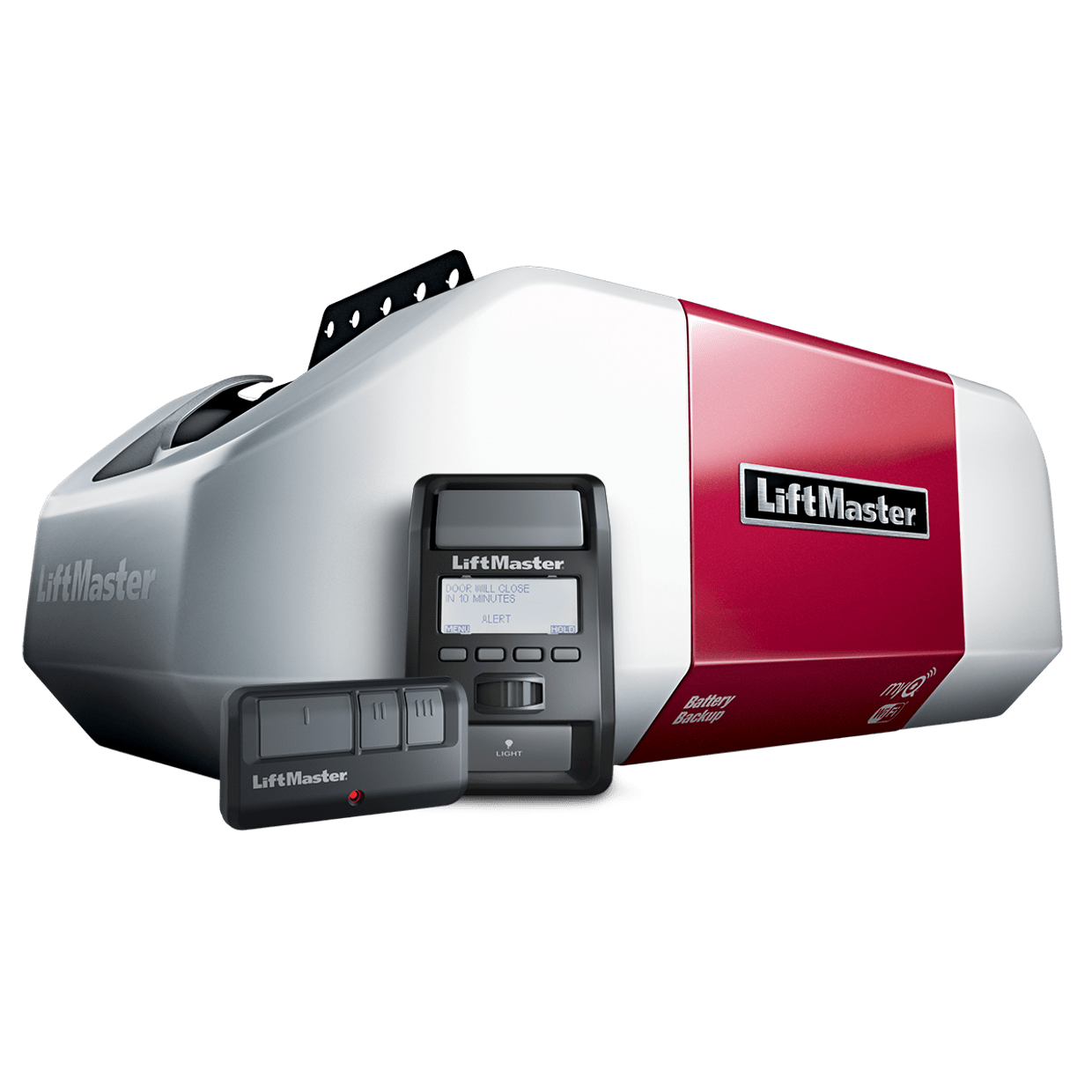 LiftMaster 8550W Residential Garage Door Opener