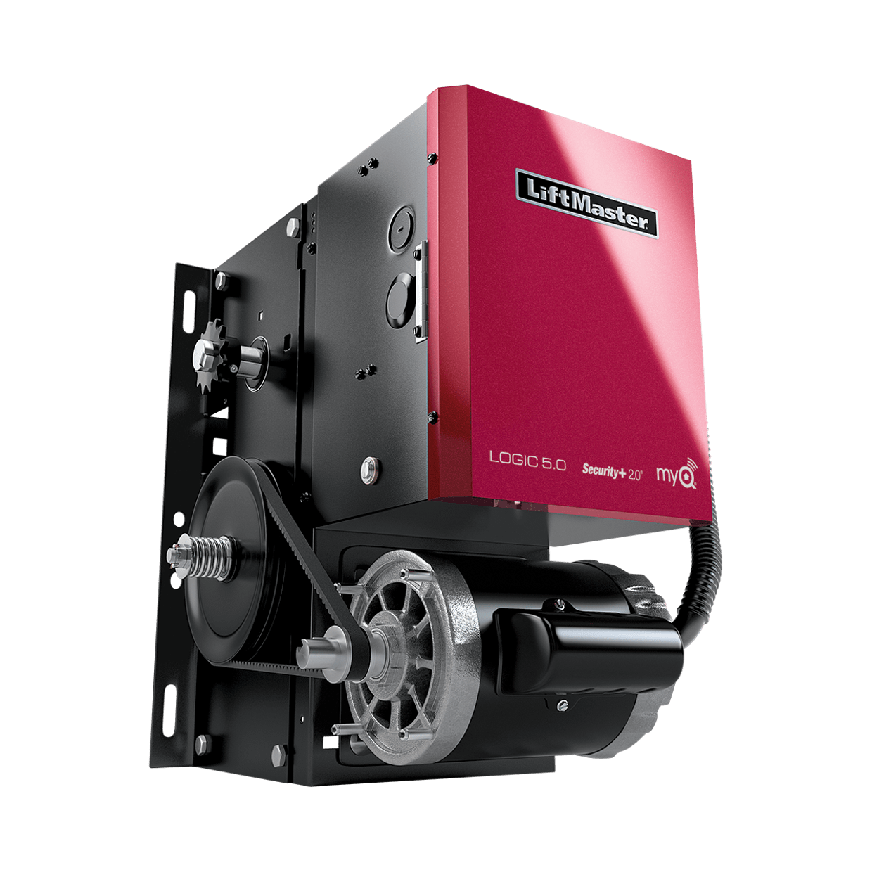LiftMaster Industrial-Duty Commercial Garage Door Operator