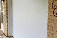 White Flush Panel
