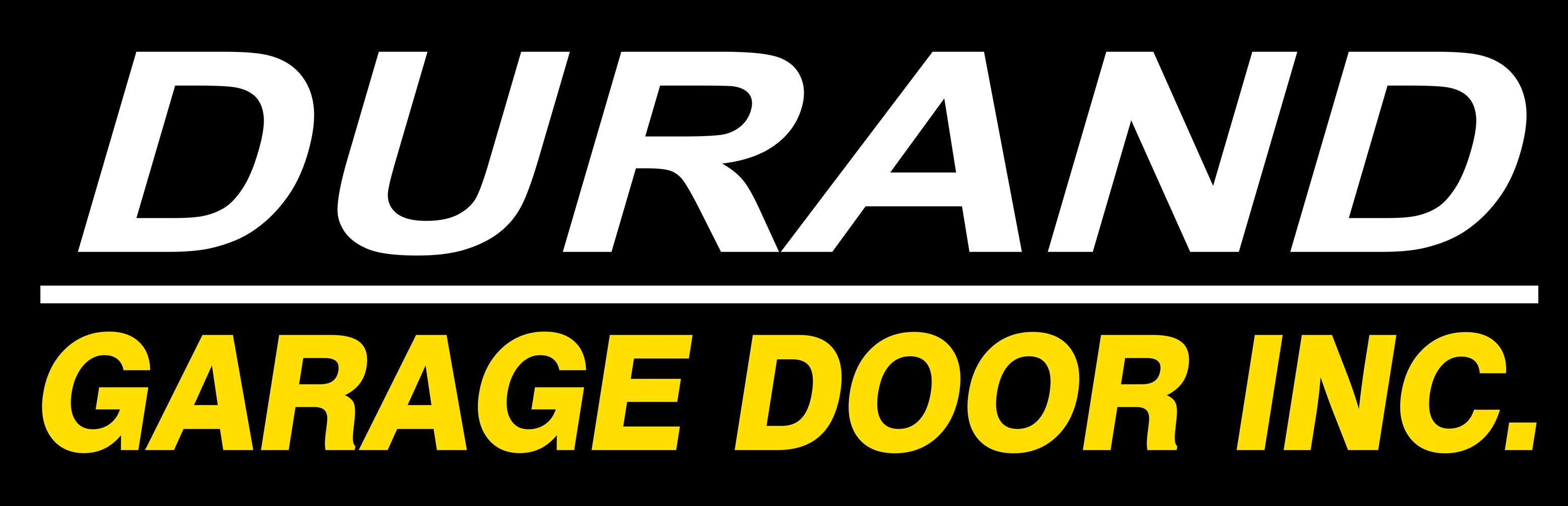 Durand Garage Door Inc.